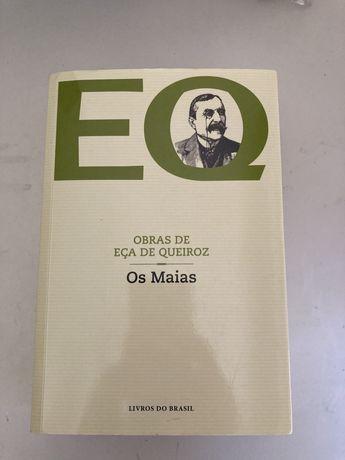 Os Maias (livros do brasil)
