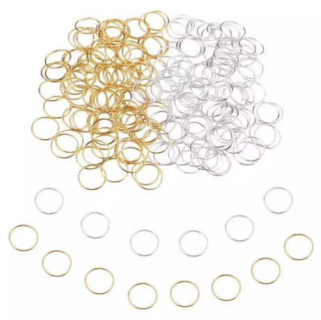 Колечки для волос , кольца для косичек