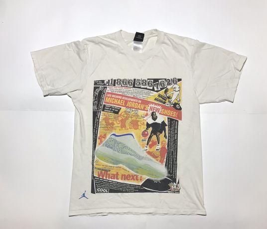 Винтажная футболка nike Jordan