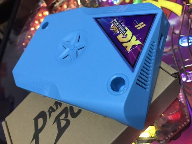 Nova Pandora Box DX original para arcade, retro flipper video.