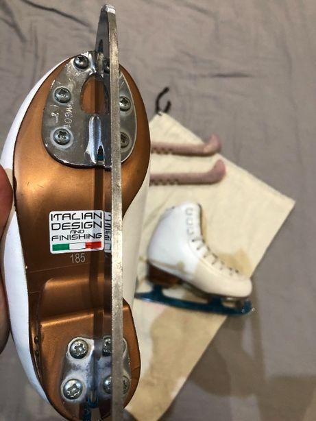 Коньки Risport Antares размер 18.5 , 185, ножка 27 - 28