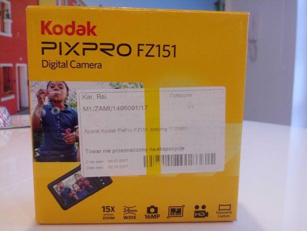 Aparat cyfrowy Kodak pixpro FZ151   32GB   16MPIX