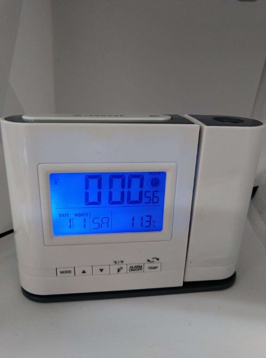 Zegar, budzik z projektorem LIFETEC MD13331 Lombard Tarnów