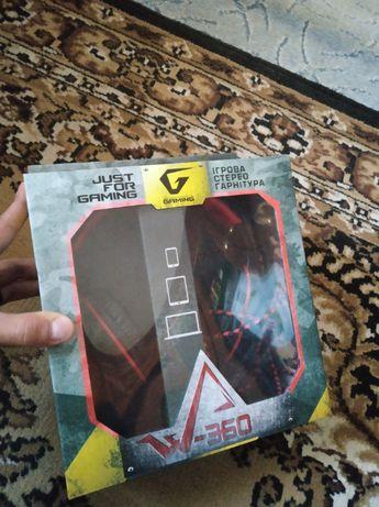 Наушники/Headphone Gemix W360