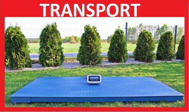 WAGA DO BYDŁA byka świń TRANSPORT CAŁĄ POLSKA platformowa 1,2x2,2m 5