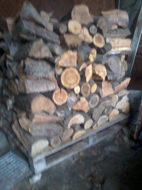 Drewno Kominkowe Opałowe Jabłoń