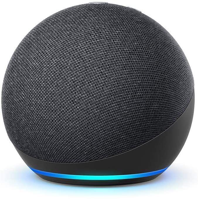 Amazon Echo Dot 4.ª Geração Coluna Inteligente Preto