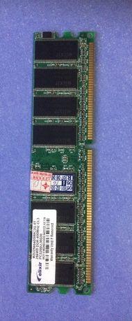 Оперативная память DDR 256 Мб, 2 шт.
