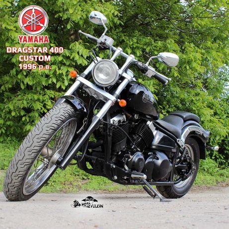 Мотоцикл YAMAHA DRAG STAR 400 CUSTOM (9214)