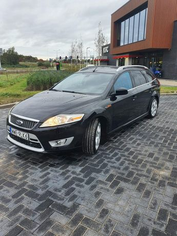 Ford Mondeo MK 4