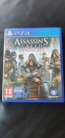Gra na PS4 Assassin's Creed Syndicate ! Play Station 4