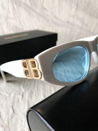 Солнцезащитные очки balenciaga bb0095s 004 sunglasses