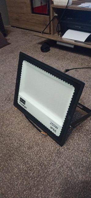 Halogen Naświetlacz Lampa LED 200W