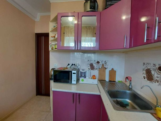 2-комнатная квартира с капитальным ремонтом в районе Дома Мебели.