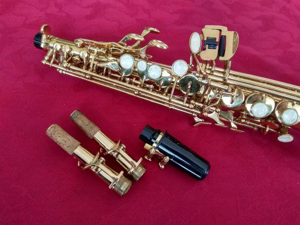 Saksofon soprnowy J.MICHAEL SP-650