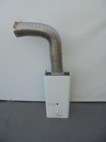 Saunier Duval Opalica C11E piec gazowy podgrzewacz wody