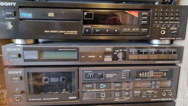 Sony CD Magnetofon Tuner