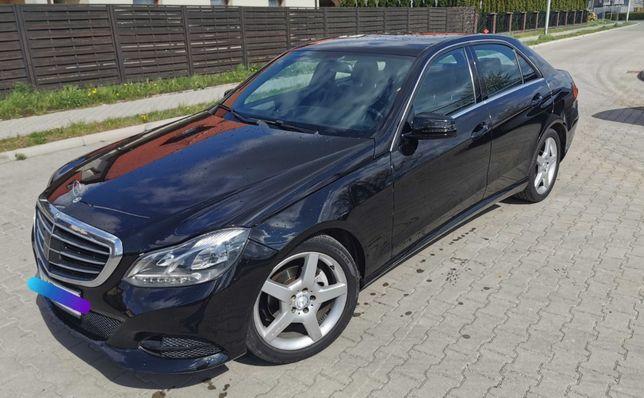 Mercedes E-klasa 2.2cdi/automat/radar/full led/ambiente/zamiana