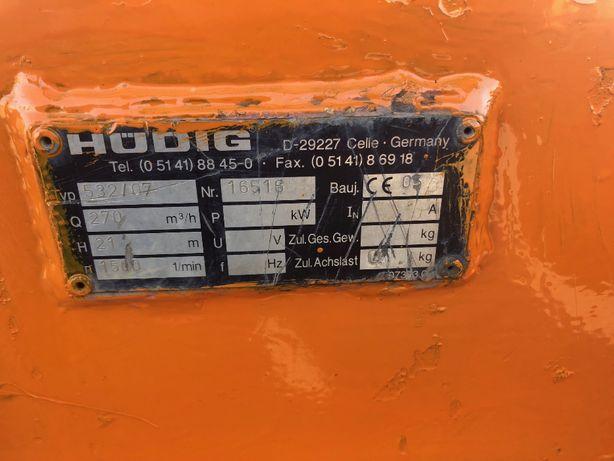 pompa próżniowa HUDIG HC551-07 i 532-07