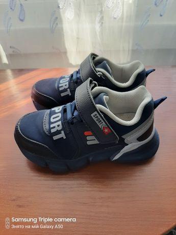 Кроссовки для хлопчика!!!