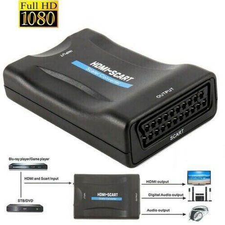 Conversor HDMI para SCART