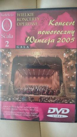 Wielkie koncerty operowe. Koncert noworoczny Wenecja 2005 La Scala