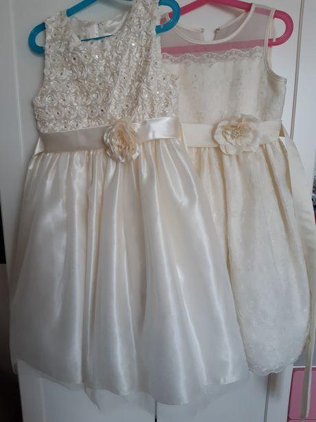 Sukienka Pirncessa 8( roz 134,140)