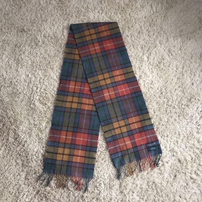 Шерстяний шарф Lyle & Scott Калуш - изображение 1