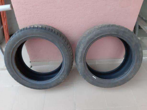 Шини (колеса) R17 215/50 літні 4 шт.