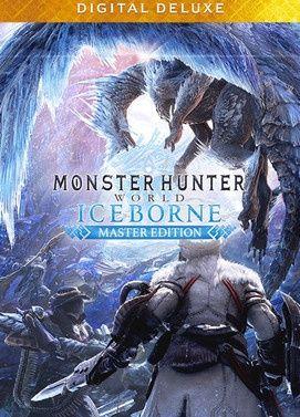 Steam Monster Hunter: World - Iceborne Master Edition Digital Deluxe