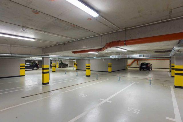 Miejsce parkingowe w garażu podziemnym