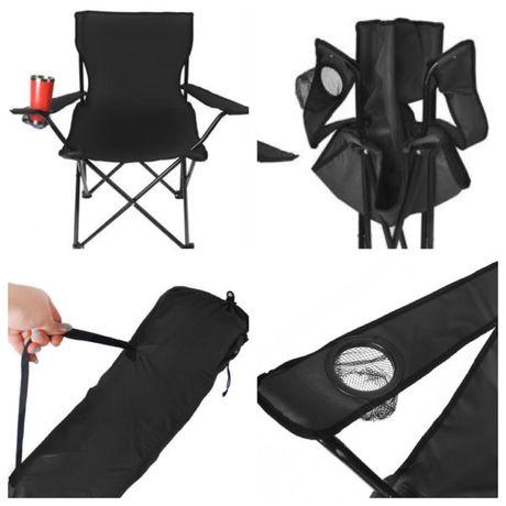 Раскладное кресло для рыбалки складной стульчик стул ПАУК з Чехлом