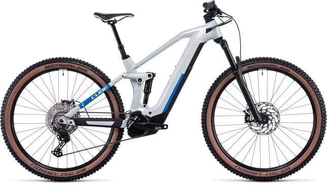 Bicicleta Elétrica Cube 2022 Stereo Hybrid 140 HPC PRO 625 29