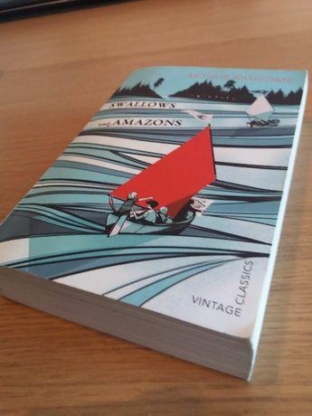 Swallows and Amazons - Arthur Ransome - Livro em Inglês