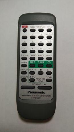 Пульт ДУ Panasonic EUR648252 (оригинал) для магнитолы RX-ES20/22/25/27