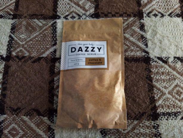 Peeling kawa i czekolada Dazzy