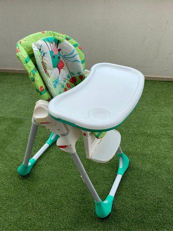 Cadeira de refeição Chicco Polly 2in1
