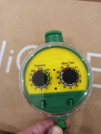 Автоматический таймер воды для шланга