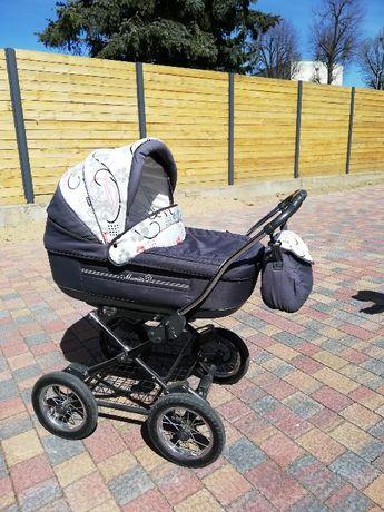 Wózek Roan Marita 2w1 gondola+spacerówka