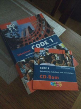 j.niderlandzki książka + cd jak nowe