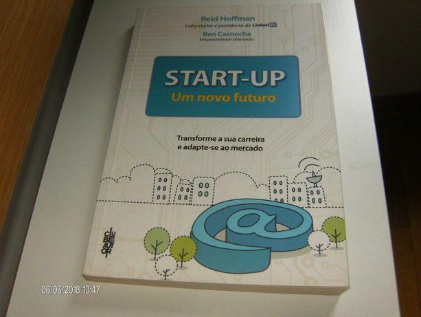 Livro Start-Up Um novo Futuro