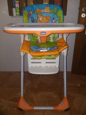 Cadeira de comer Chicco Polly