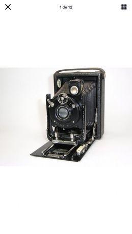 """""""ZEH ZECA"""" câmera rara de filme em folha - 1928"""