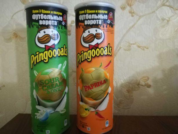 Упаковки Тубы Банки от чипсов Принглс Pringles колбы декупаж поделки