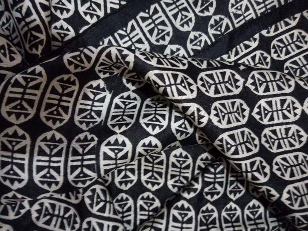 Нежнейший шёлковый платок Индия