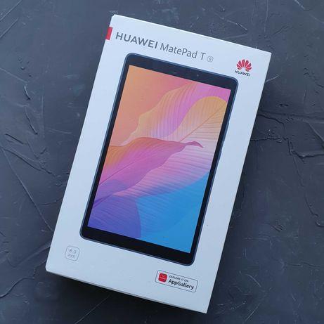 Новый планшет Huawei MatePad T8 Wi-Fi 16GB Deepsea Blue (KOB2-W09)