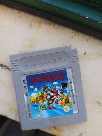 Super Mario Land Jogo Nintendo Game Boy DMG