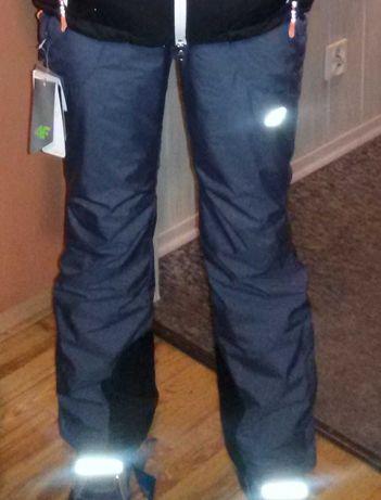 Spodnie narciarskie 4F ,na narty damskie