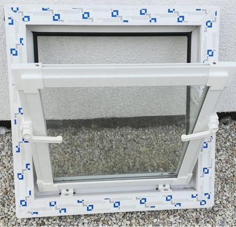Okna gospodarcze, inwentarskie,PCV,bez metalu_pod wymiar