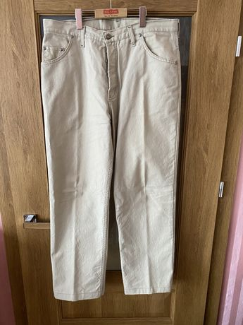 Jasne spodnie jeansowe Dakota. J.Nowe 36 x 32